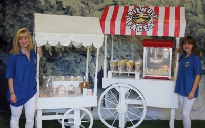 Candy & Corn Carts
